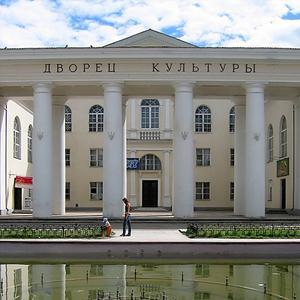 Дворцы и дома культуры Евлашево