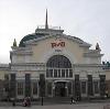 Железнодорожные вокзалы в Евлашево
