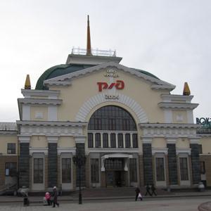 Железнодорожные вокзалы Евлашево